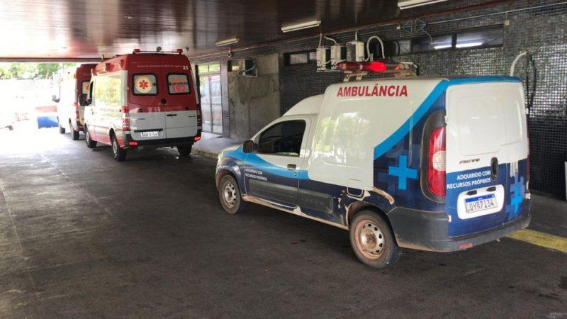 Maior hospital público do RN suspende visitas a pacientes após aumento nos casos de Covid-19 no estado