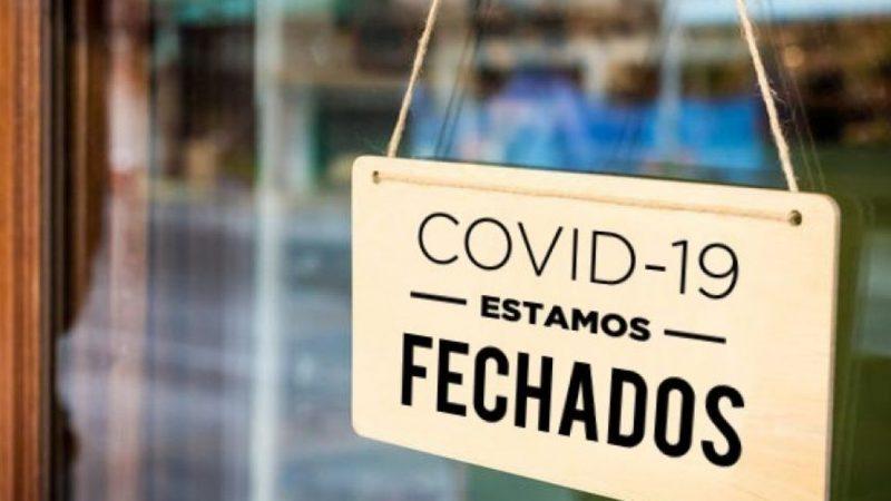 Lojistas de São Rafael/RN reclamam do fechamento e pedem abertura do comércio