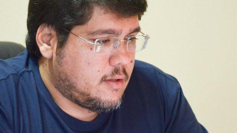 Prefeito de São Rafael, Reno Marinho, recebe alta hospitalar e continua tratamento da Covid-19 em casa